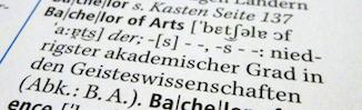 Portalbild Bachelorstudiengang